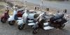 Sisilisko Sähköskootterit - Cemoto City Cruiser (ryhmä)