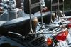 Sisilisko Sähköskootterit - Cemoto City Cruiser (Sissy Bar, tavarateline)