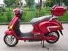 Sisilisko Sähköskootterit - Sisilisko Sharp (punainen)